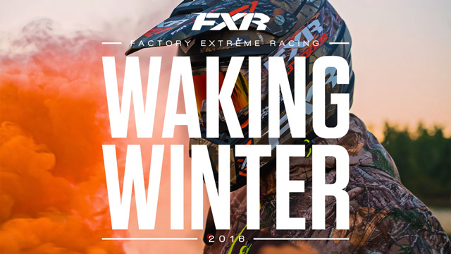 Waking Winter video poster image